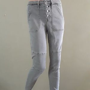 Mossimo Gray Jeggings